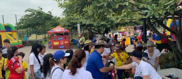 Consulado de Colombia en Guayaquil conmemoró el 20 de Julio