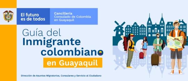 Guía del inmigrante colombiano en Guayaquil